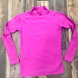 Under Armour Cold Gear Compression shirt girl 12